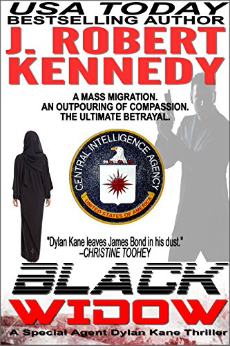 Black Widow (Dylan Kane #5) (Special Agent Dylan Kane Thrillers) (English Edition)
