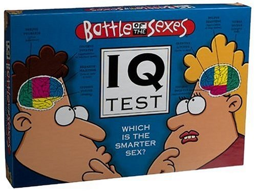 IQ Test Board Game ()