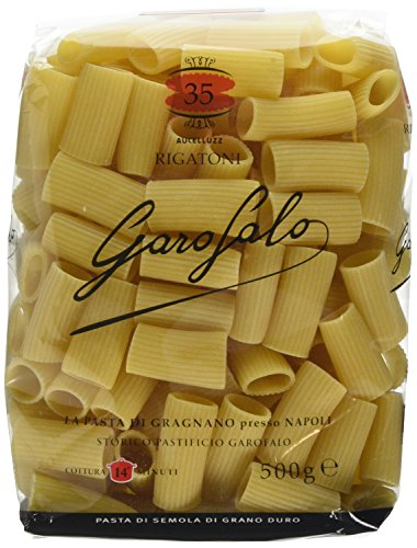 Garofalo Rigatoni 500g (Pack of 4)