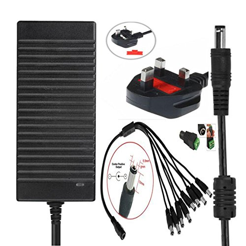 bw-high-quality-12v-10a-120w-dc-power-supply-with-a-8-way-cctv-power-splitter-cable-for-cctv-cameras