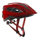 Scott Supra MTB Fahrrad Helm Gr. 54-61cm rot 2018