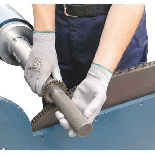 Polyco Matrix P Grip Glove Black Size 10 - Extra Large
