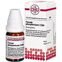 Ferrum Phosphoricum C 200 Globuli 10 g preisvergleich bei billige-tabletten.eu