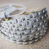 RGBW LED-Streifen (RGB+NW) 24V-14.4W/m- IP00-CRI80-12mm/2oz PCB-5m Rolle