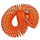 15 m Luftschlauch Druckluftschlauch Spiralschlauch Ø 5 x 8 mm Schlauch | E8