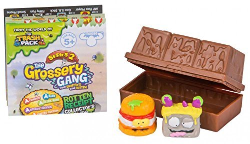 The Grossery Gang S2 Yuck Bar Surprise 2-Pack (Gang Bar)