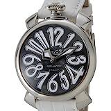 Gaga Milano Manyuare orologio unisex 5020.4spedizione gratuita stock