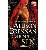 CARNAL SIN BY (BRENNAN, ALLISON)[BALLANTINE BOOKS]JAN-1900