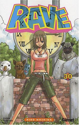 Rave Vol.30 par MASHIMA Hiro