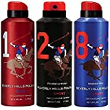 Beverly Hills Polo Club Deodorant For Men Pack Of 3 …