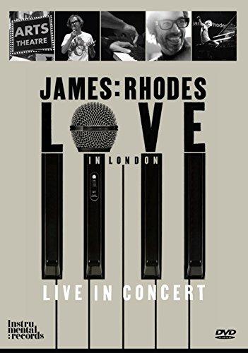 James Rhodes: Love in London - Live in Concert [DVD-AUDIO] Preisvergleich