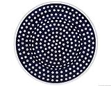 Original Bunzlauer Keramik Pastateller (tiefer Teller) 28.5 cm, V=0,5 Liter im Dekor 42