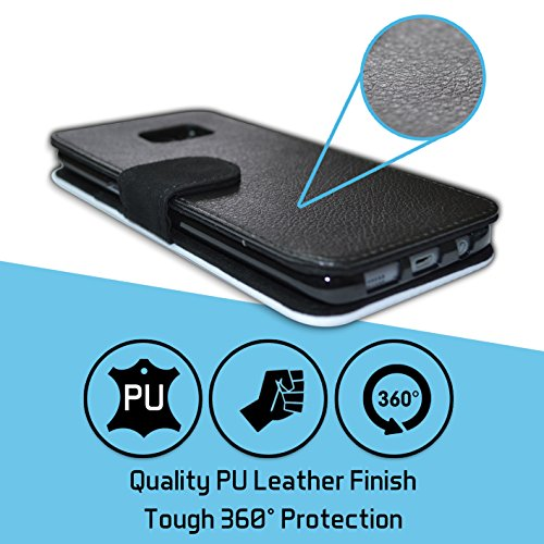 STUFF4 PU-Leder Hülle/Case/Tasche/Cover für Apple iPhone 8 Plus / Pack 20pcs Muster / Spielsteuerung Kollektion Schwarz Gameboy