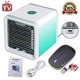 Haushaltsgeräte Sommer Tragbare Starke Wind Klimaanlage Fan Kühler Conditioner Lüfter Eu Uns Stecker Büro Hause Fernbedienung 3 Gears Fans