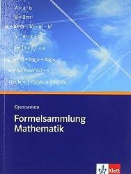 Formelsammlung Mathematik. Gymnasium: Sekundarstufe I und II von Hans-Jerg Dorn Ausgabe (2005)