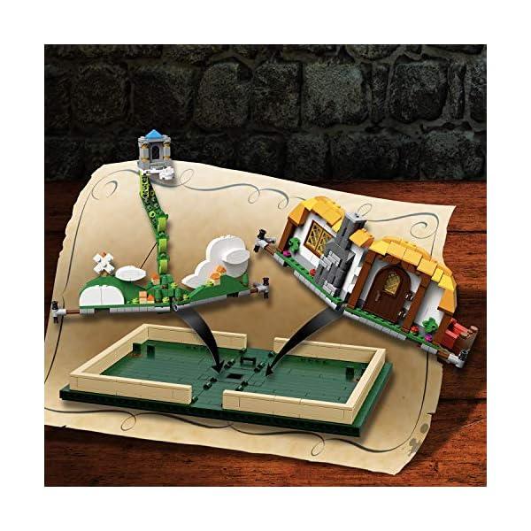 LEGO- Libro Pop-up, Multicolore, 21315 4 spesavip