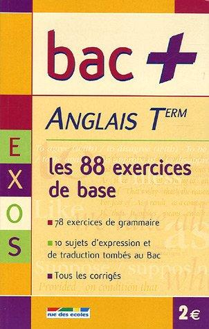 anglais-tle-les-exercices-de-base
