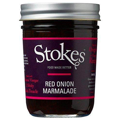 Stokes Salse Marmellata Di Cipolla Rossa