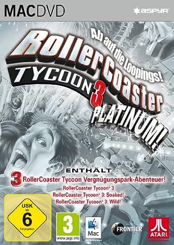 Rollercoaster Tycoon® 3 Platinum -