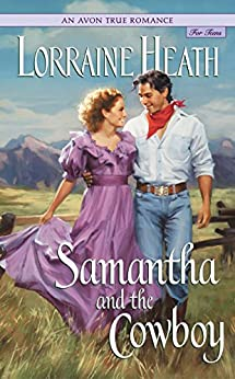 Samantha and the Cowboy by [Heath, Lorraine]