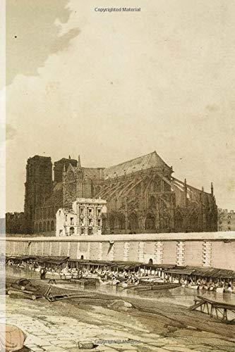 Notre-dame-artwork (Notre-Dame de Paris Journal: Cover artwork by Thomas Shotter Boys courtesy Art Institute of Chicago)