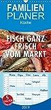 Emotionale Momente: Frischer Fisch vom Markt. - Familienplaner hoch (Wandkalender 2019 , 21 cm x 45 cm, hoch): Ingo Gerlach hat eine Serie von Foto ... 14 Seiten ) (CALVENDO Lifestyle)