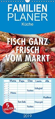Emotionale Momente: Frischer Fisch vom Markt. - Familienplaner -
