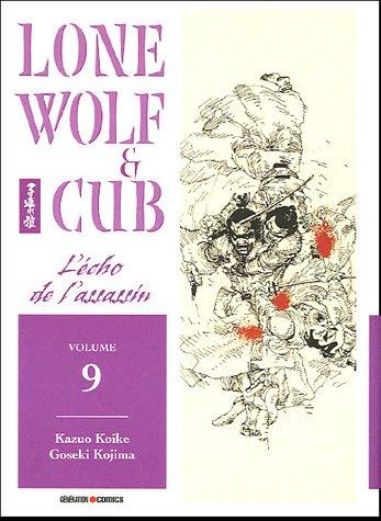Lone wolf & cub Vol.9 par KOIKE Kazuo