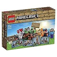 LEGO Minecraft Crafting Box