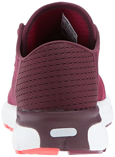 Under Armour Speedform Gemini 3 Women's Scarpe da Corsa - SS17 Raisin Red/White