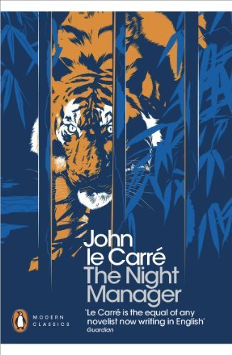 The Night Manager (Penguin Modern Classics) by Carr¨¦, John le (2013) Paperback