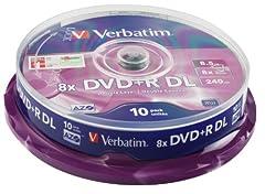 Verbatim 43666 8,5 GB 8x