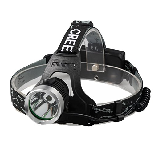 Preisvergleich Produktbild LED Kopflampe, TopTen Fan-Motive 5000Lumen Ultra Bright LED Scheinwerfer Kopf Taschenlampe für Camping Jagd Wandern und Outdoor Aktivitäten