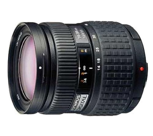 Olympus 14-54mm F2,8-3,5 ZUIKO Digital Lens (incl lens hood, case)