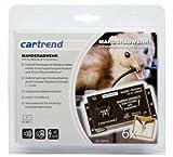 Cartrend 80245 Scaccia martore M3500 a ultrasuoni, 6 contatti ad alta tensione, ridotto consumo energetico grazie alla tecnologia a impulsi ( < 0,005 A )