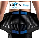 PhysioWorld Neoprene Double Pull Lumbar Brace