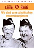 Laurel & Hardy - Wir sind vom schottischen Infanterieregiment
