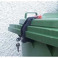 CTS - Candado regulable para contenedor de basura (60 - 360 l)