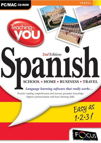 Teaching-you Spanish 2nd Edition Test
