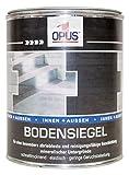Opus Bodensiegel 0,75L betongrau sm Bodenfarbe Betonfarbe Versiegelung
