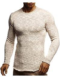 ReRock Sweatshirt Longsleeve Pullover Sweater Herren Pulli Langarm camouflage