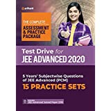 Practice Sets For JEE Advanced 2020