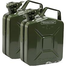 "Kraftstoff-Kanister 5 L /""Premium/"" 1 Stück rot"