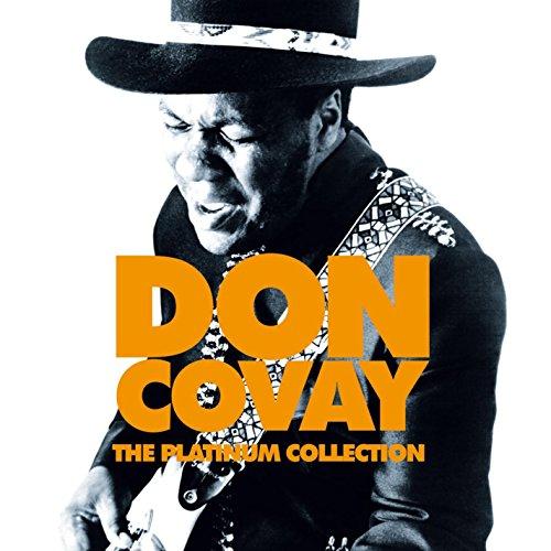 Cover zum Download The Platinum Collection von Don Covay