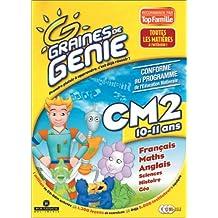 Graine de génie CM2 : Français, math, anglais, sciences, histoire, géo