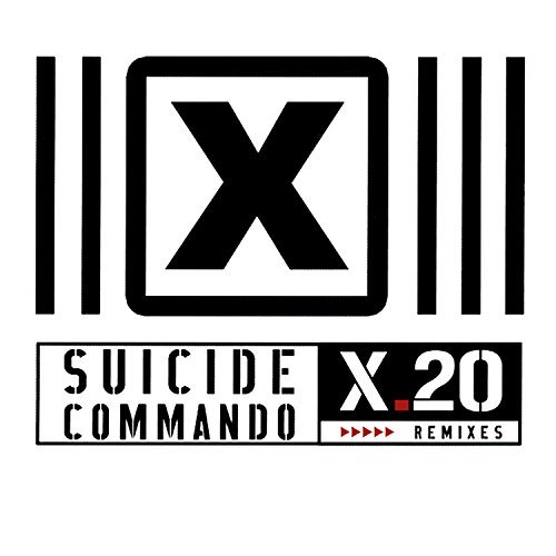 X20 Remixes [Australian Import] by Suicide Commando (2007-10-23)