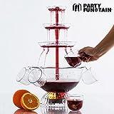 Cocktail-Brunnen für Partys