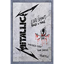 Metallica - Live Shit (Binge & Purge) (2 DVD + 3 CD)