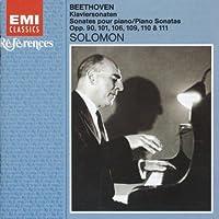 Solomon plays Beethoven