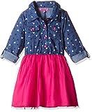 Nauti Nati Girls' Dress (NAW16-002_Navy_8Y)